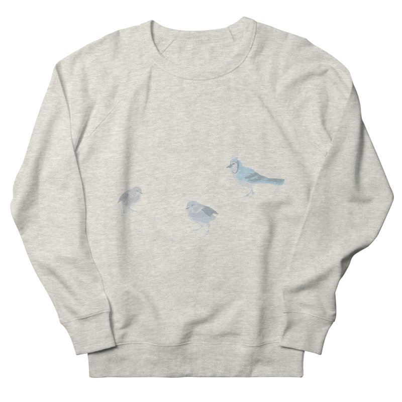 Little Birds (Muted Colors) Women's Sweatshirt by cityscapecreative's Artist Shop