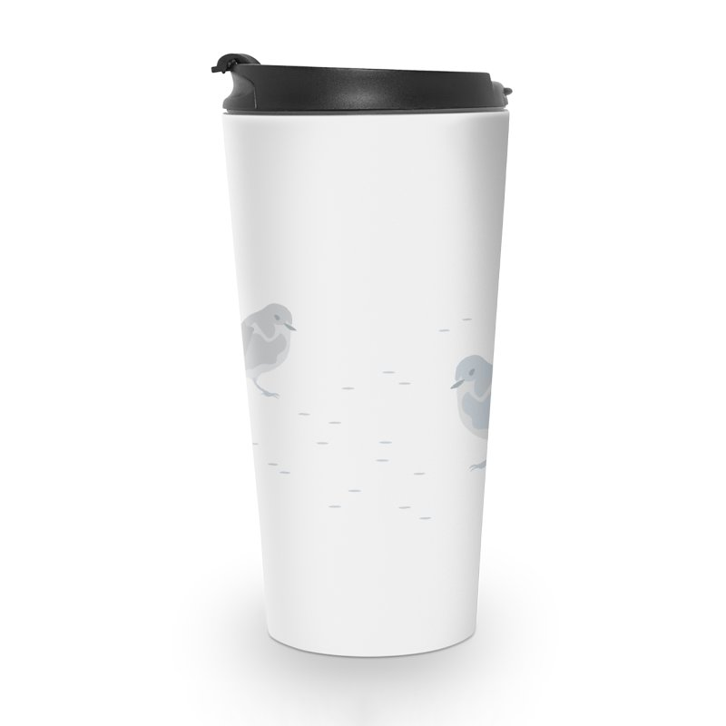 Little Birds (Muted Colors) in Travel Mug by cityscapecreative's Artist Shop