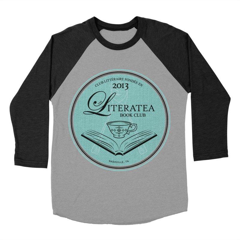 The Literatea Book Club Women's Longsleeve T-Shirt by cityscapecreative's Artist Shop