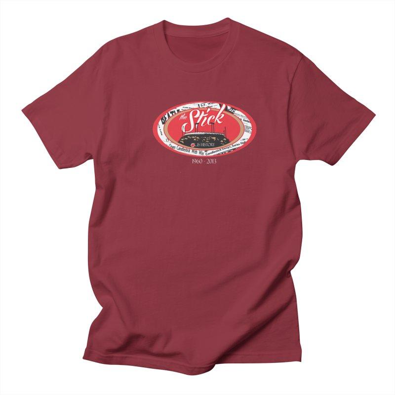 Candlestick Park version 1  Men's T-shirt by cityshirts's Artist Shop