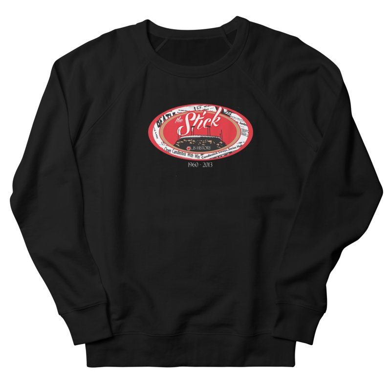 Candlestick Park version 1  Women's Sweatshirt by cityshirts's Artist Shop