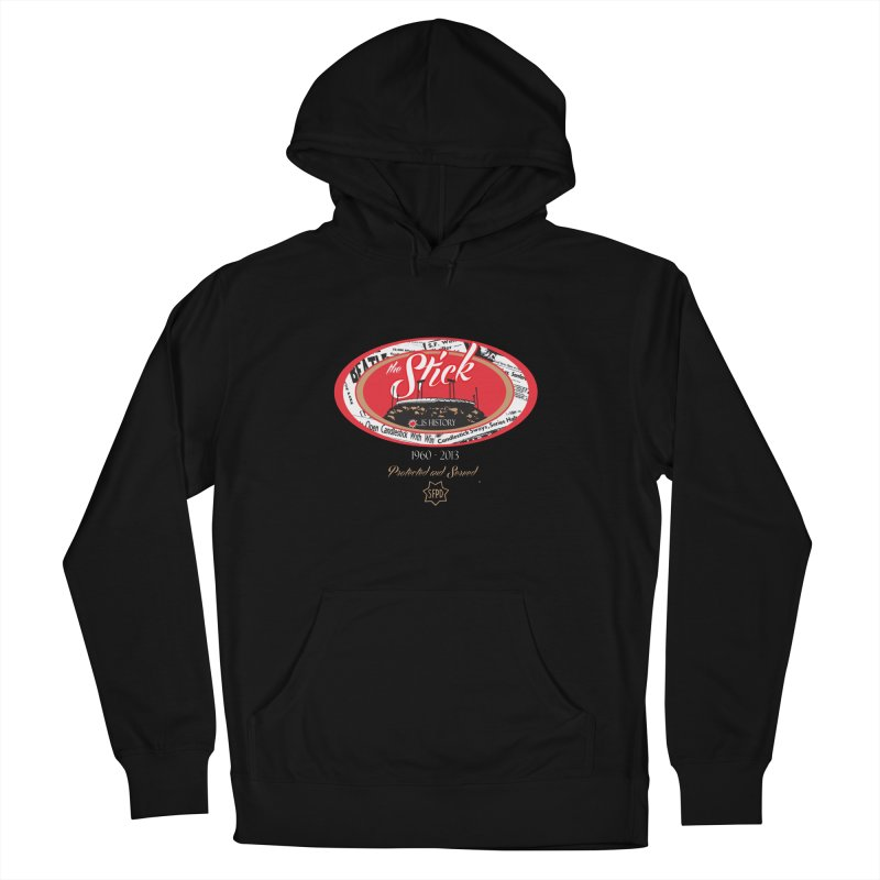 "Candlestick Park ""The Stick"" SFPD version Men's Pullover Hoody by cityshirts's Artist Shop"