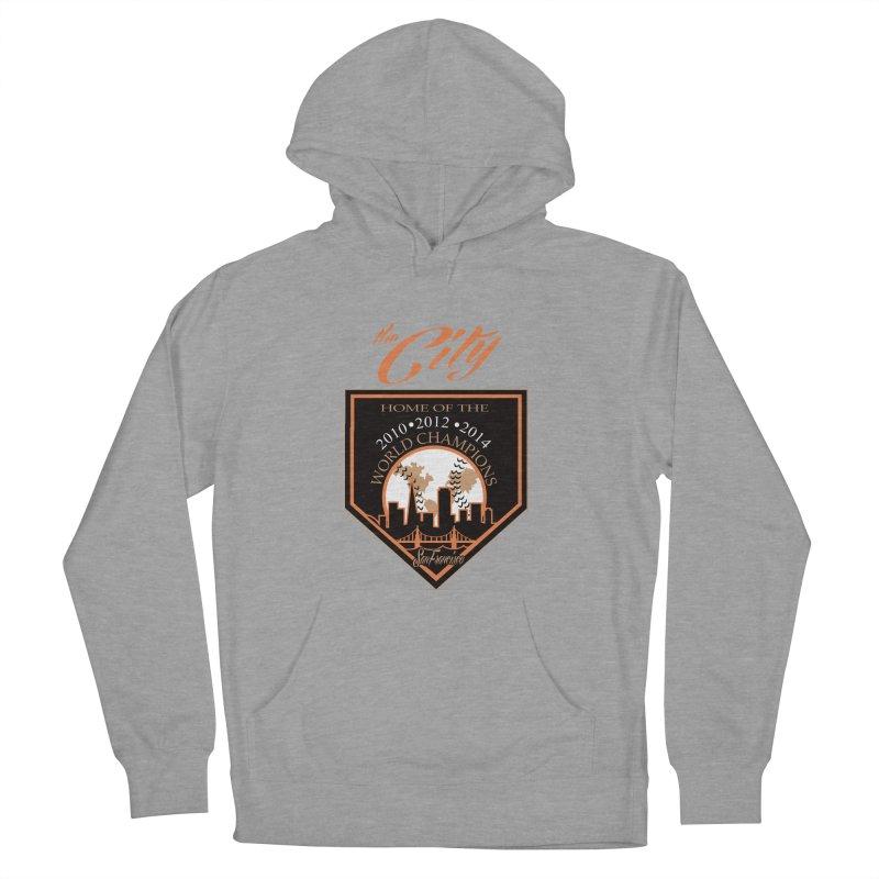 The City San Francisco Baseball World Champions Men's Pullover Hoody by cityshirts's Artist Shop