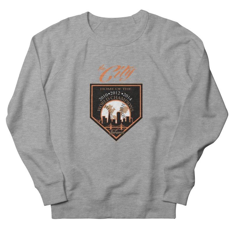 The City San Francisco Baseball World Champions Men's Sweatshirt by cityshirts's Artist Shop