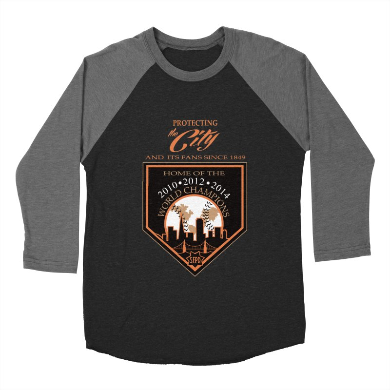 Men's Baseball Triblend T-Shirt by cityshirts's Artist Shop