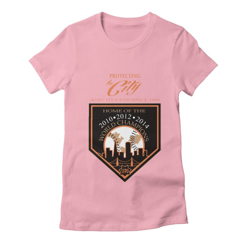 Women's Fitted T-Shirt by cityshirts's Artist Shop