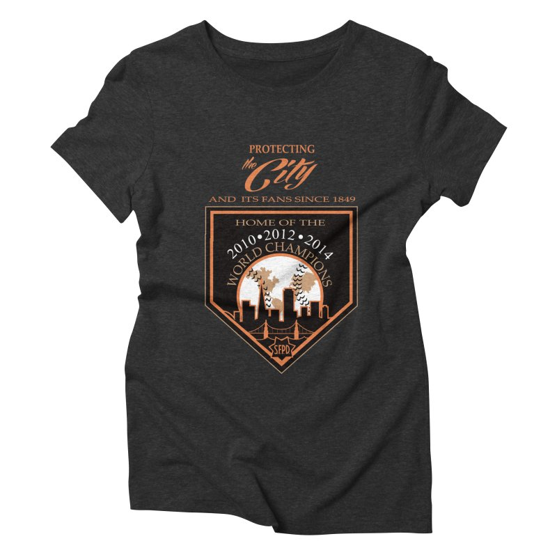 Women's Triblend T-shirt by cityshirts's Artist Shop