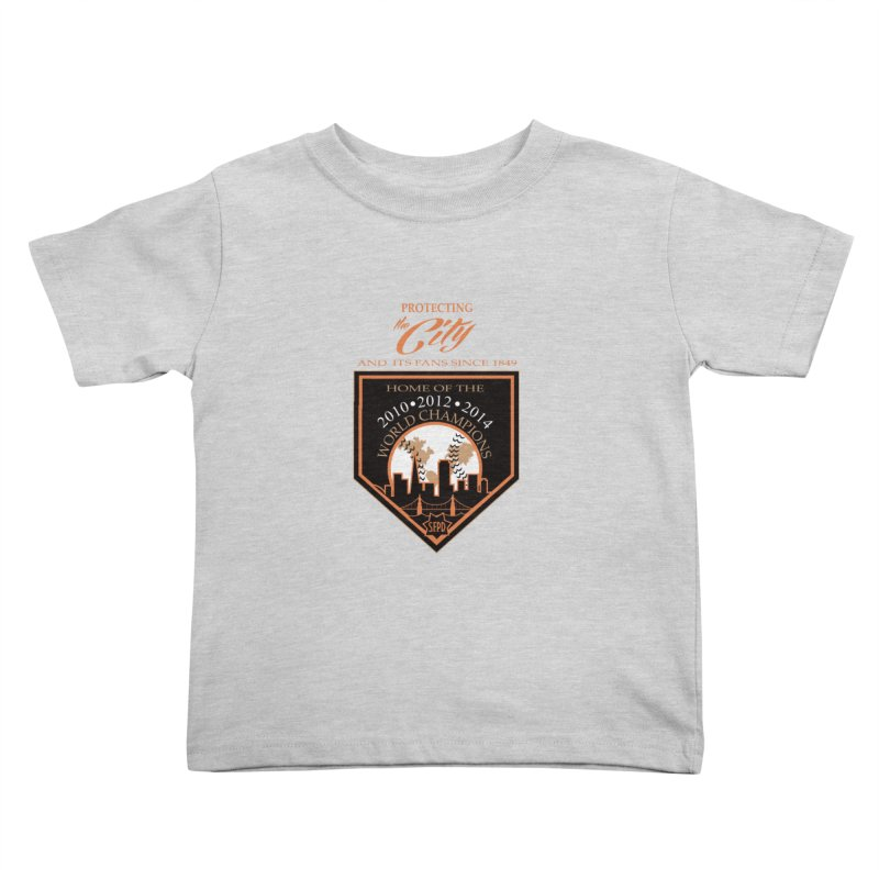Kids Toddler T-Shirt by cityshirts's Artist Shop