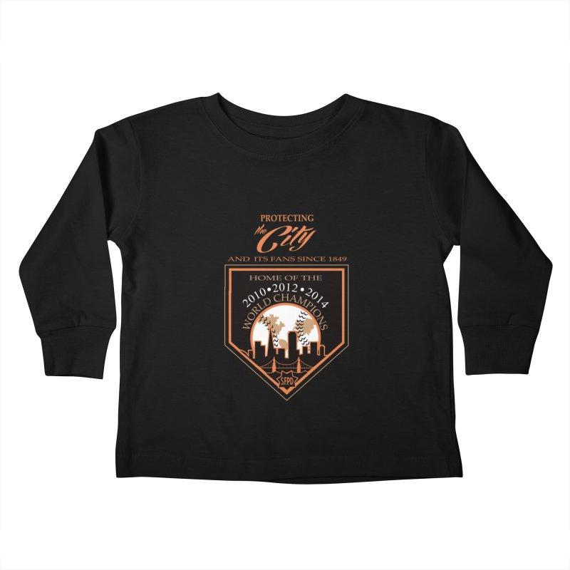 Kids Toddler Longsleeve T-Shirt by cityshirts's Artist Shop