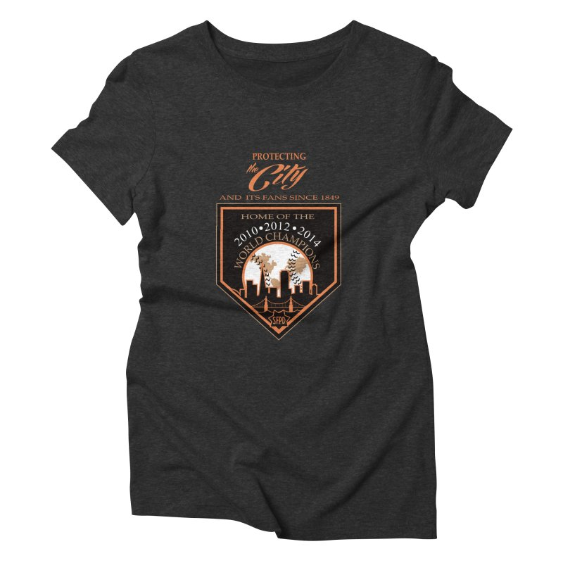 Women's Triblend T-shirt by cityshirts's Artist Shop