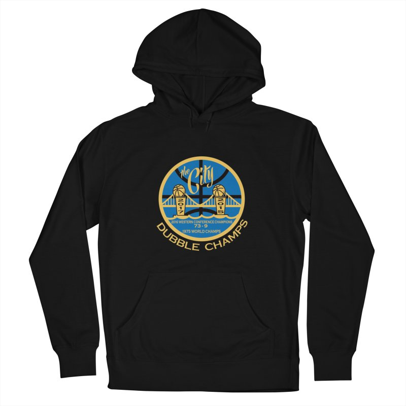 Dubble Champs Women's Pullover Hoody by cityshirts's Artist Shop