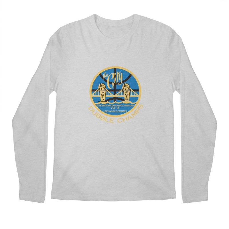 Dubble Champs Men's Longsleeve T-Shirt by cityshirts's Artist Shop