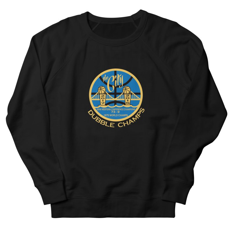 Dubble Champs Women's Sweatshirt by cityshirts's Artist Shop