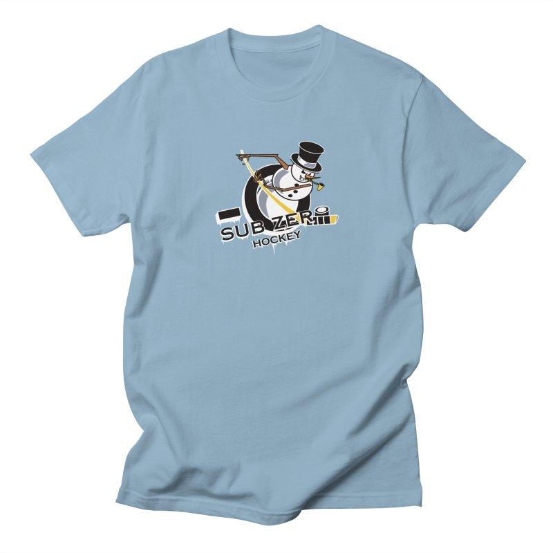 Sub Zero Men's T-shirt by cityshirts's Artist Shop
