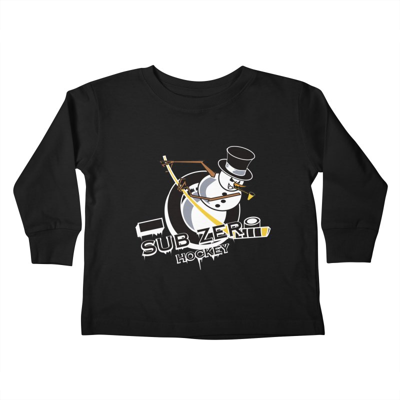 Sub Zero Kids Toddler Longsleeve T-Shirt by cityshirts's Artist Shop