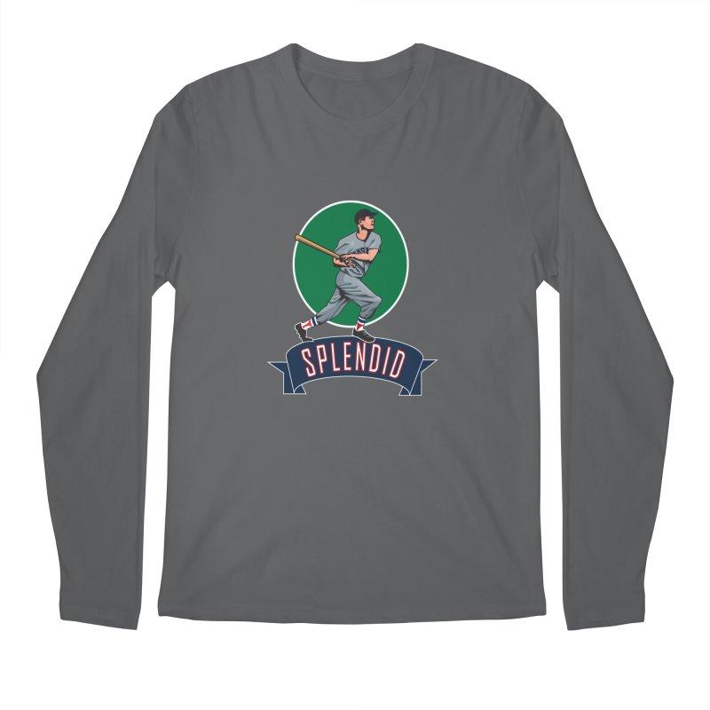 """splendid"" Men's Longsleeve T-Shirt by cityshirts's Artist Shop"