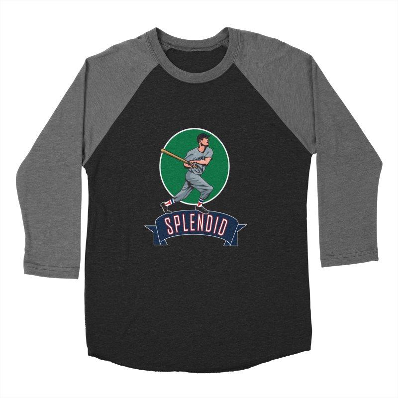 """splendid"" Women's Baseball Triblend T-Shirt by cityshirts's Artist Shop"