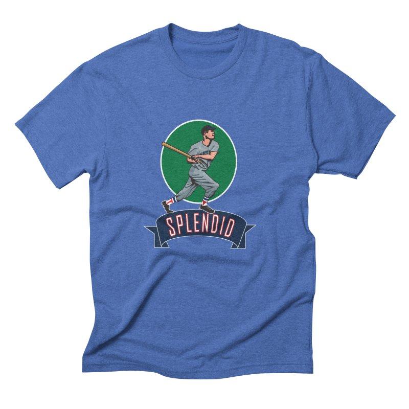 """splendid"" Men's Triblend T-shirt by cityshirts's Artist Shop"