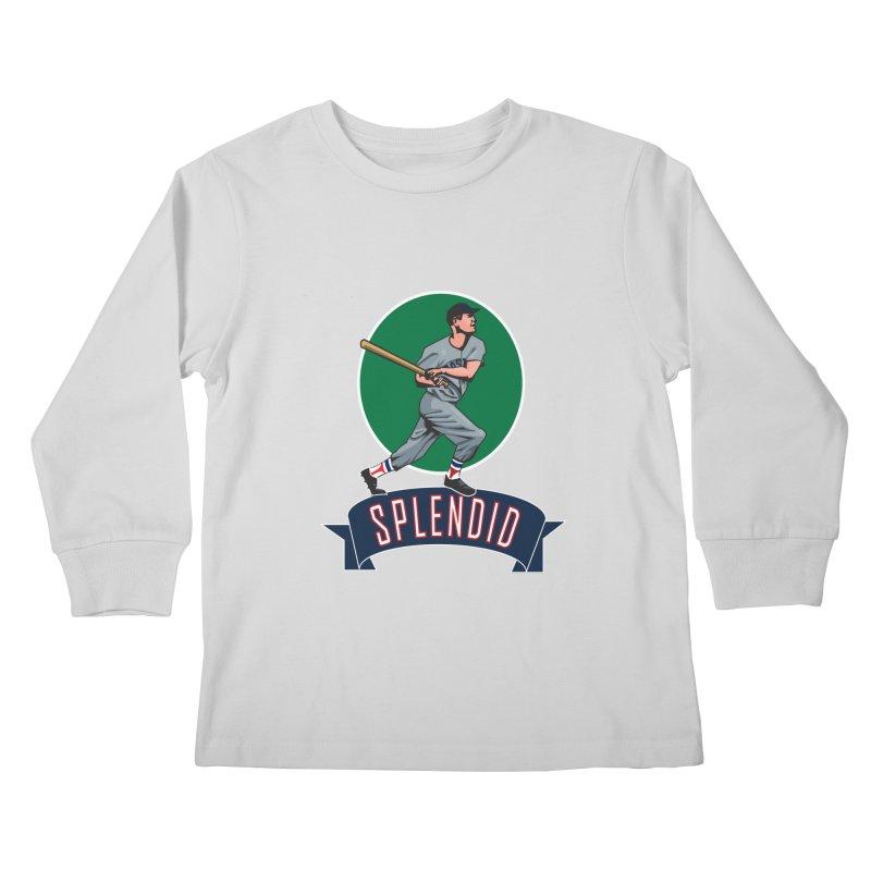 """splendid"" Kids Longsleeve T-Shirt by cityshirts's Artist Shop"