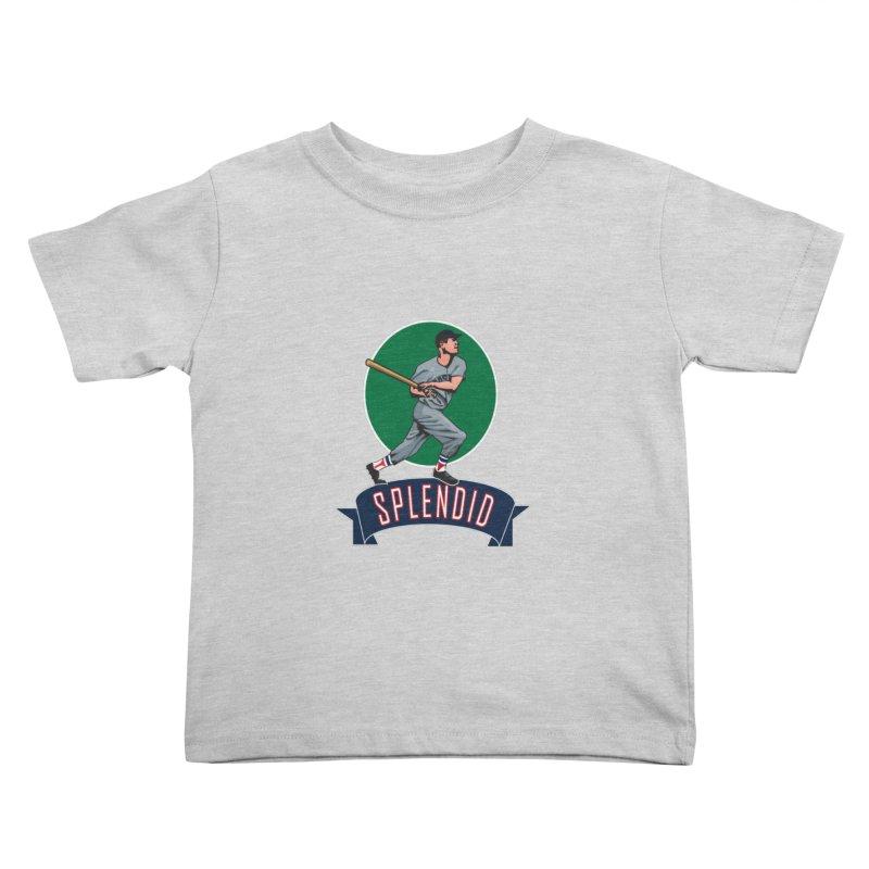 """splendid"" Kids Toddler T-Shirt by cityshirts's Artist Shop"