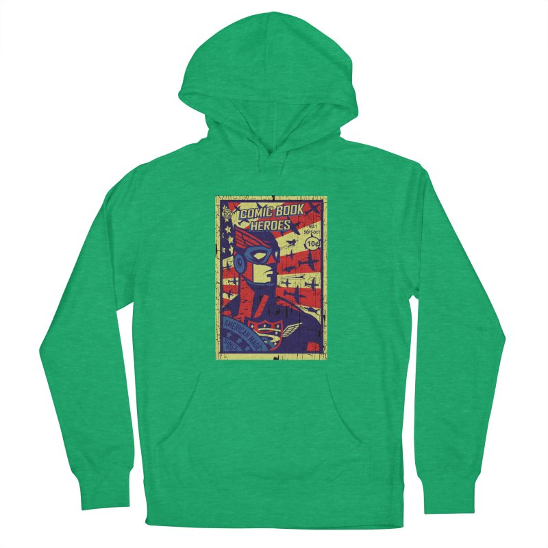 American Made since 1938 Men's Pullover Hoody by cityshirts's Artist Shop