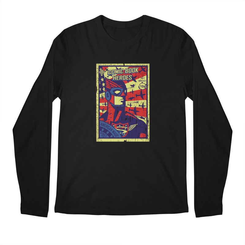 American Made since 1938 Men's Longsleeve T-Shirt by cityshirts's Artist Shop