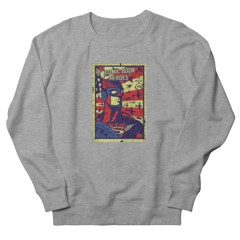 American Made since 1938 Men's Sweatshirt by cityshirts's Artist Shop