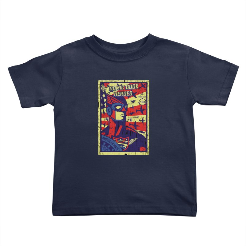 American Made since 1938 Kids Toddler T-Shirt by cityshirts's Artist Shop
