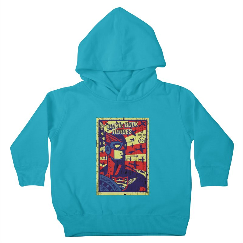 American Made since 1938 Kids Toddler Pullover Hoody by cityshirts's Artist Shop