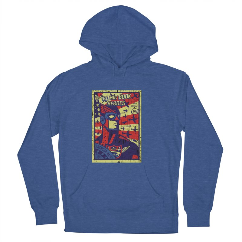 American Made since 1938 Women's Pullover Hoody by cityshirts's Artist Shop