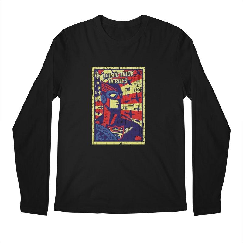American Made since 1938 Men's Longsleeve T-Shirt by cityshirts's Artist Shop