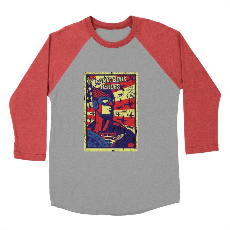 American Made since 1938 Women's Baseball Triblend T-Shirt by cityshirts's Artist Shop
