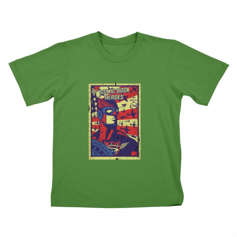 American Made since 1938 Kids T-shirt by cityshirts's Artist Shop