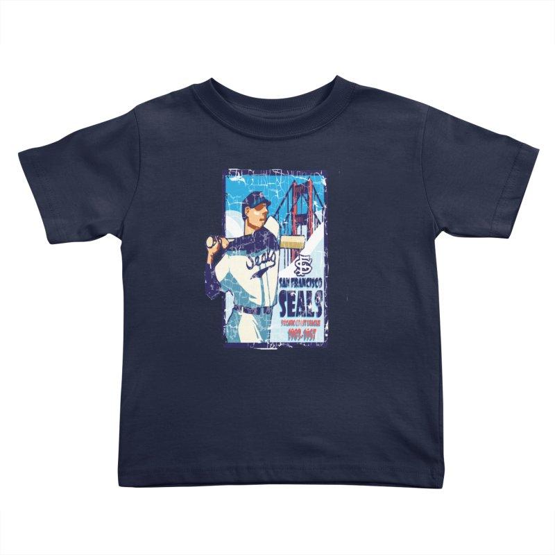 Seals Kids Toddler T-Shirt by cityshirts's Artist Shop