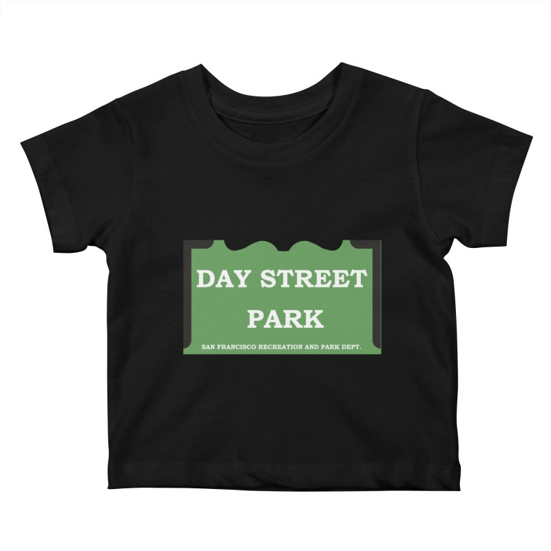 Day Street Park Kids Baby T-Shirt by cityshirts's Artist Shop