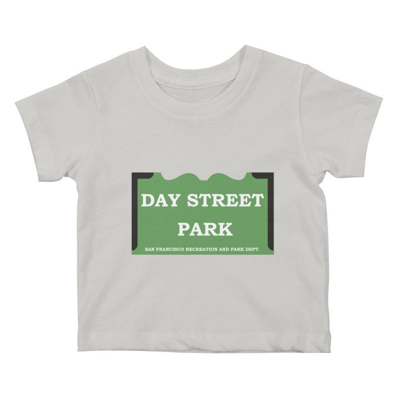 Day Street Park Kids Baby T-Shirt by cityshirts's Artist Shop