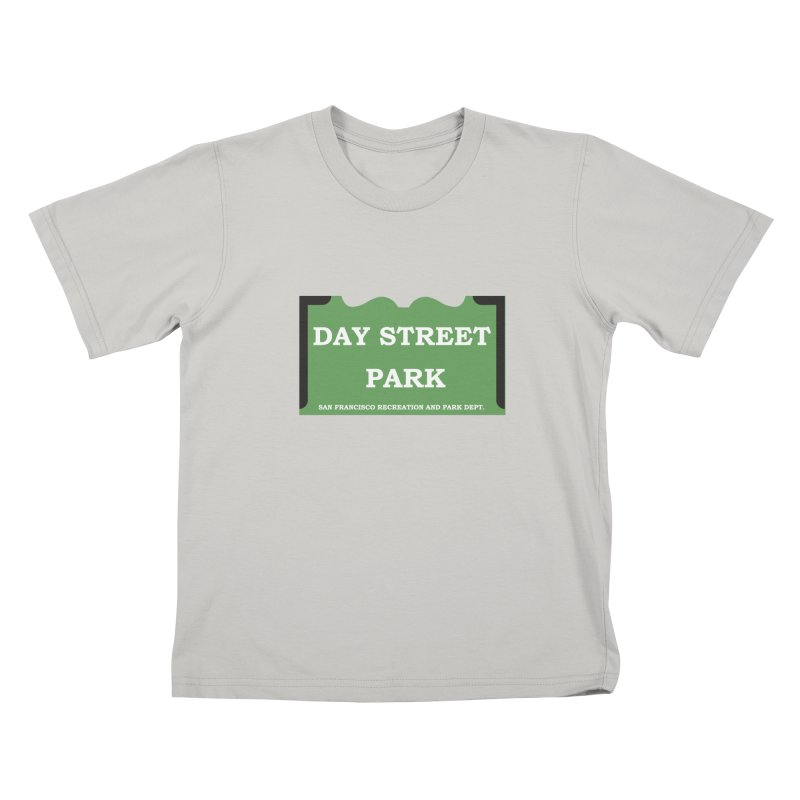 Day Street Park Kids T-Shirt by cityshirts's Artist Shop