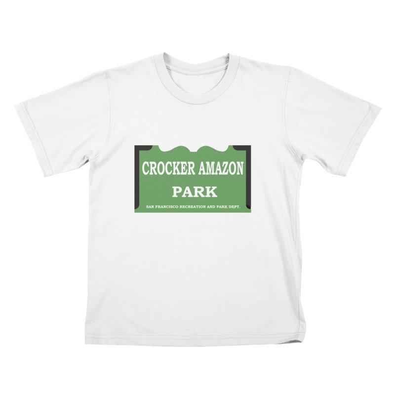 Crocker Amazon Park Kids T-Shirt by cityshirts's Artist Shop