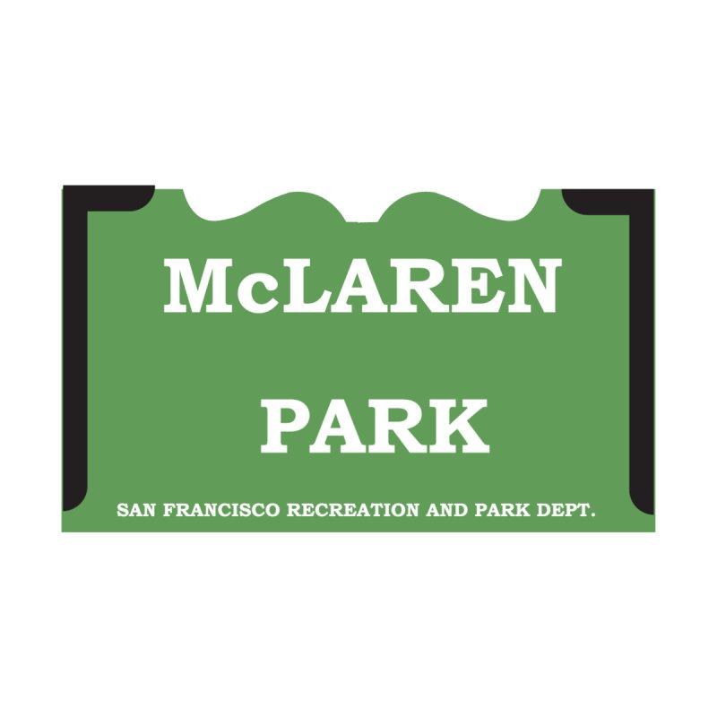 McLaren Park by cityshirts's Artist Shop