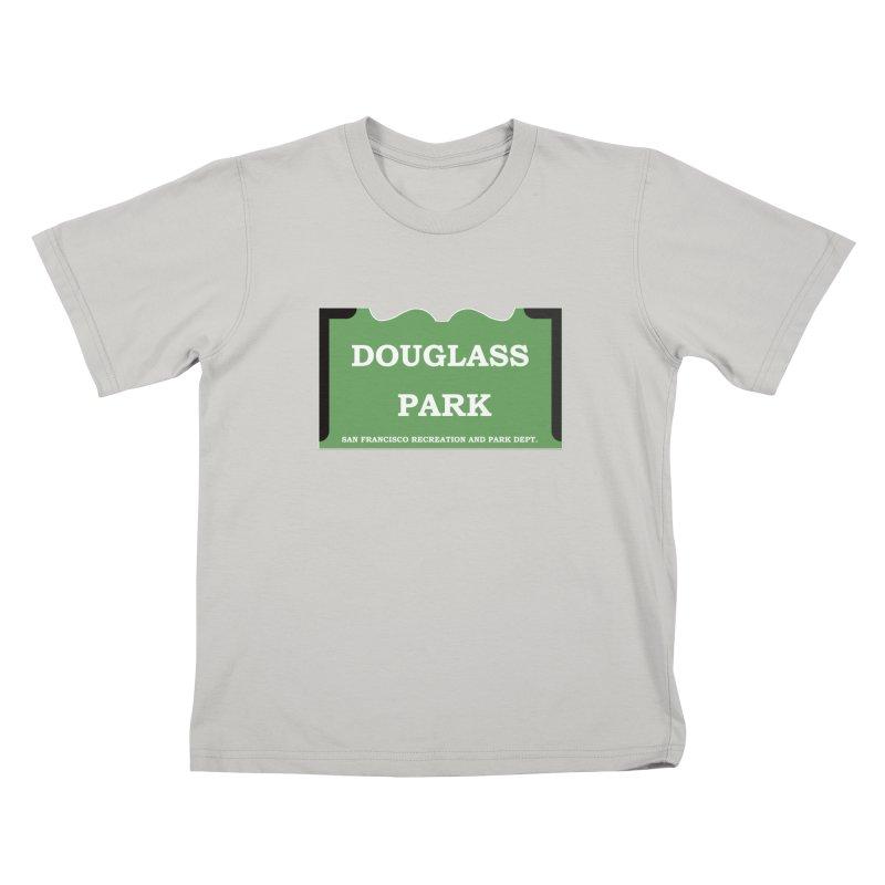 Douglass Park Kids T-Shirt by cityshirts's Artist Shop