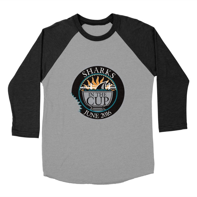 In the Cup Men's Baseball Triblend T-Shirt by cityshirts's Artist Shop