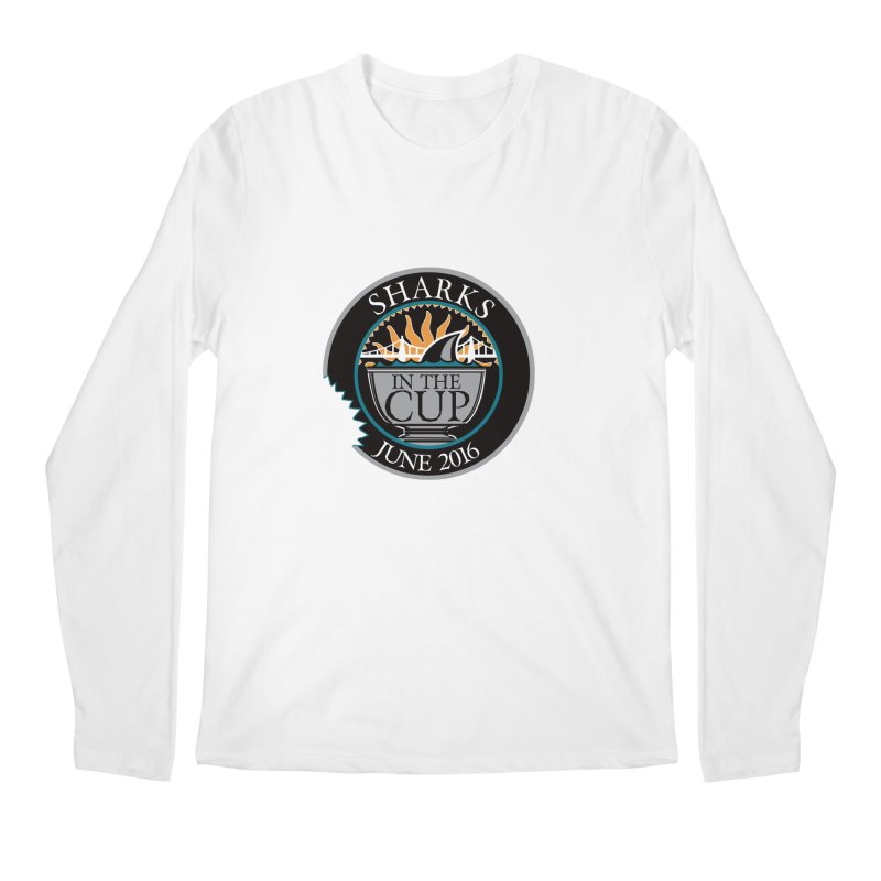 In the Cup Men's Longsleeve T-Shirt by cityshirts's Artist Shop