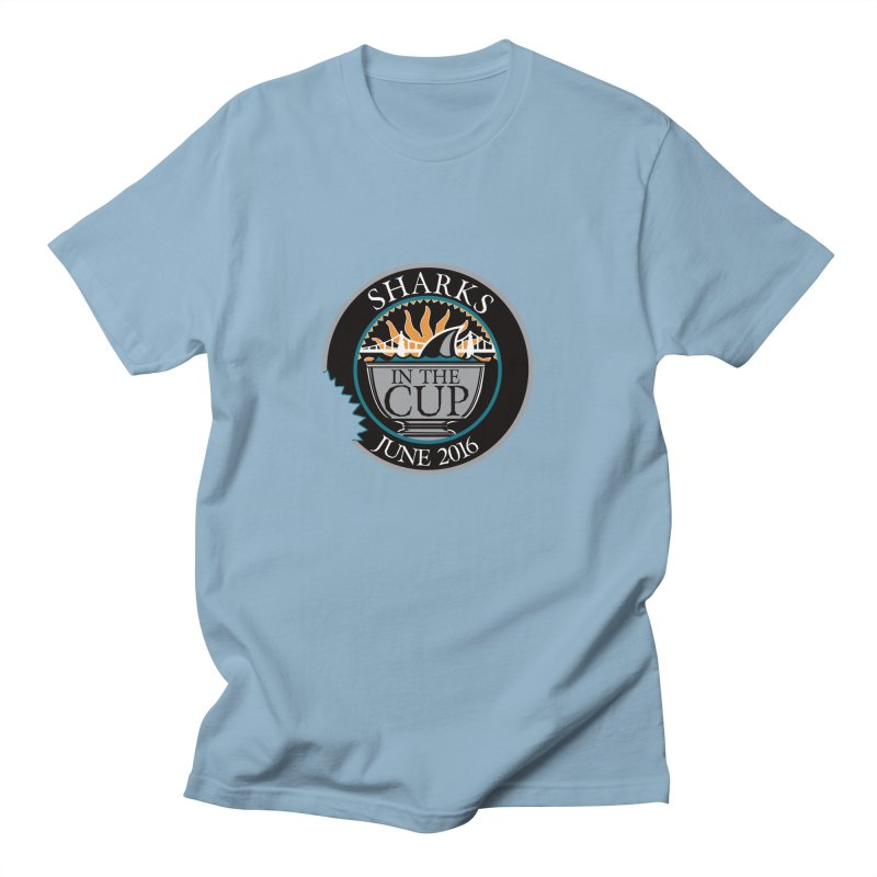 In the Cup Men's T-shirt by cityshirts's Artist Shop