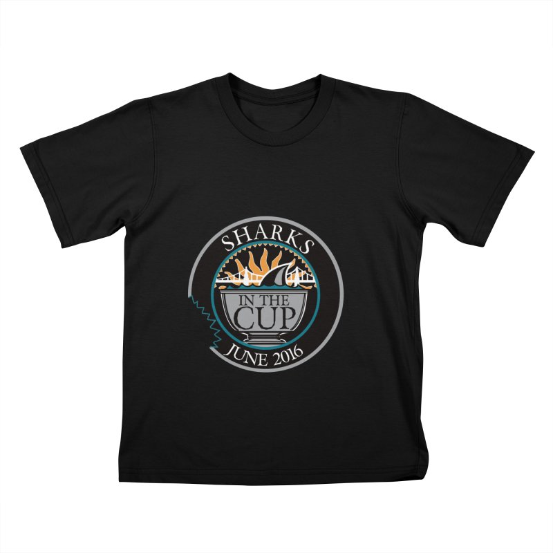 In the Cup Kids T-shirt by cityshirts's Artist Shop