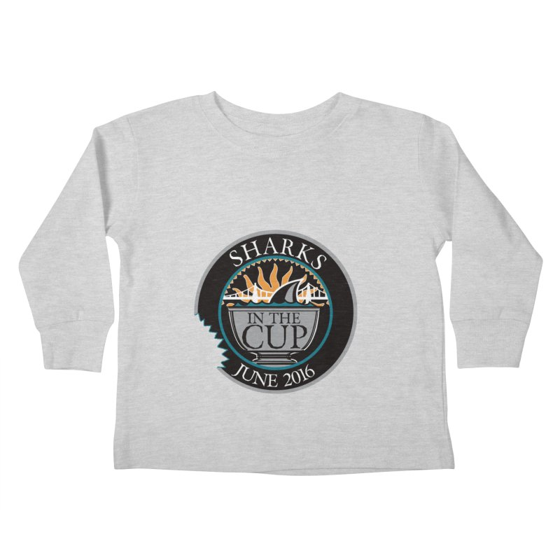 In the Cup Kids Toddler Longsleeve T-Shirt by cityshirts's Artist Shop