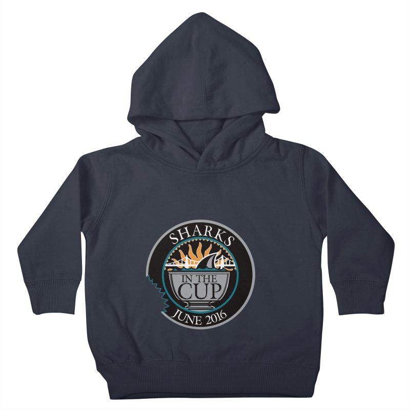 In the Cup Kids Toddler Pullover Hoody by cityshirts's Artist Shop