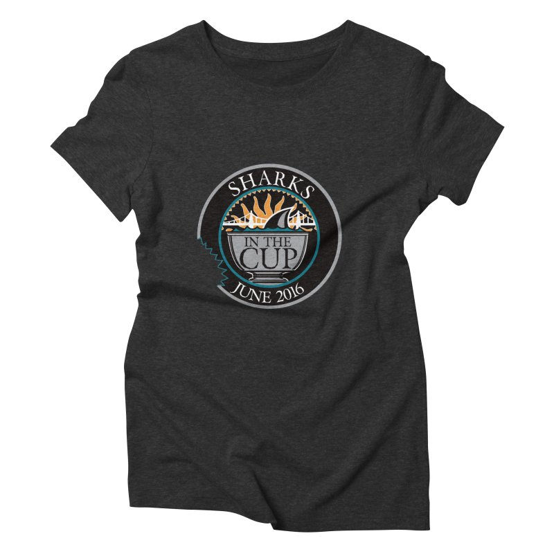 In the Cup Women's Triblend T-shirt by cityshirts's Artist Shop