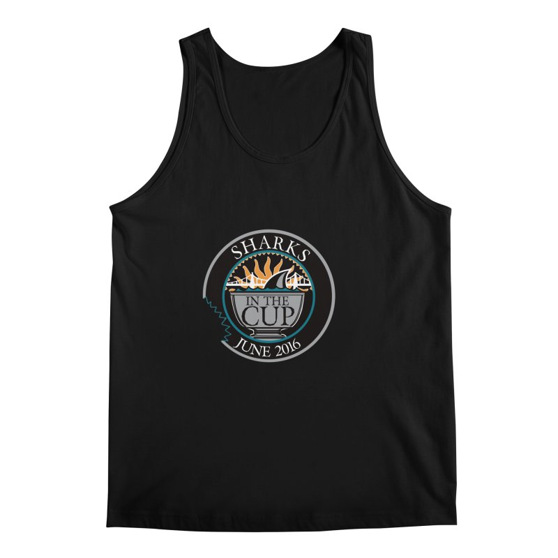 In the Cup Men's Tank by cityshirts's Artist Shop