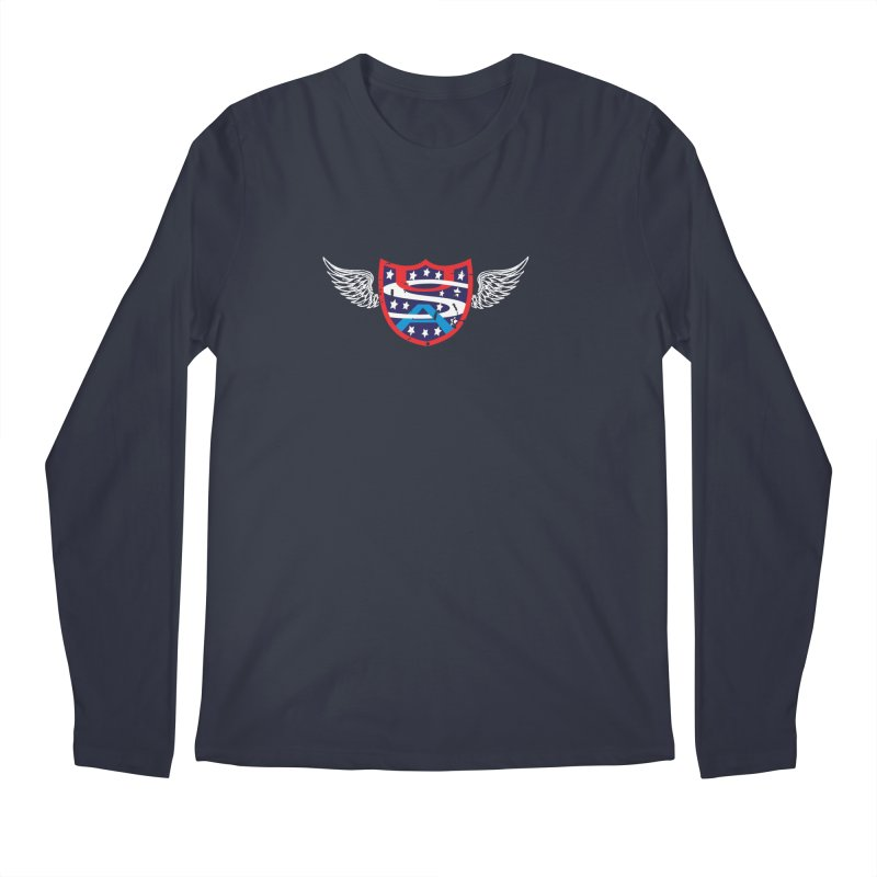 National Pride !! Men's Longsleeve T-Shirt by cityshirts's Artist Shop