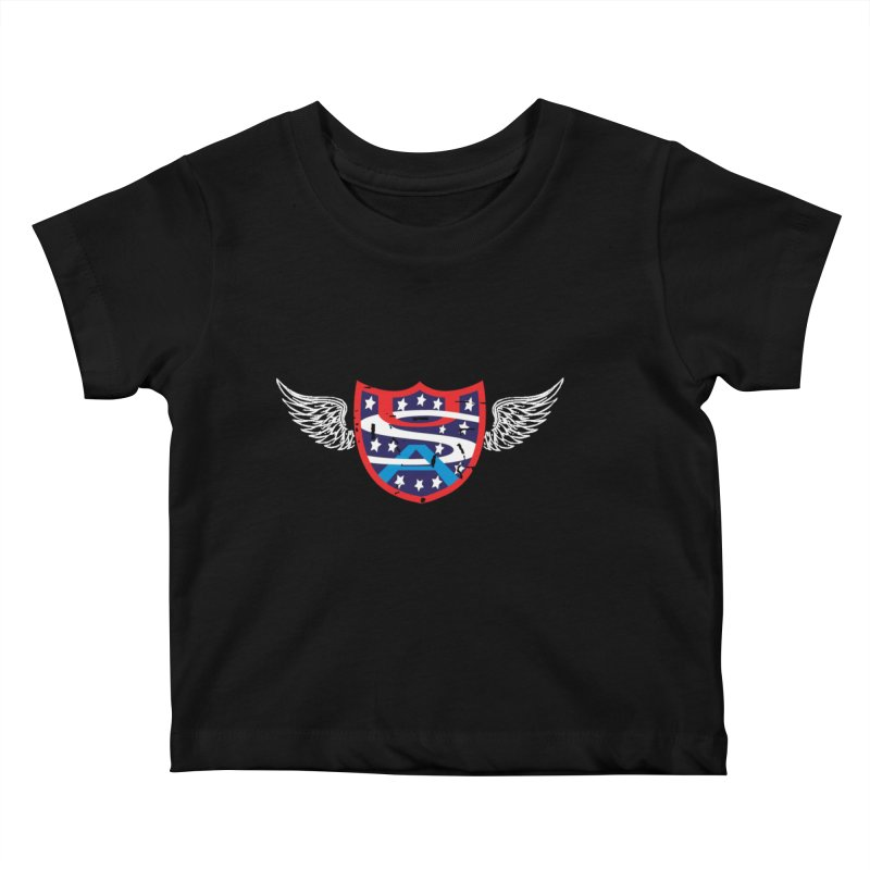 National Pride !! Kids Baby T-Shirt by cityshirts's Artist Shop